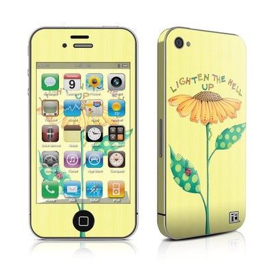 iPhone 4 Skin - Lighten Up