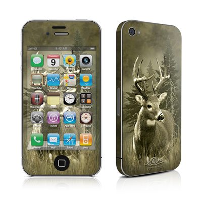 iPhone 4 Skin - Lone Buck