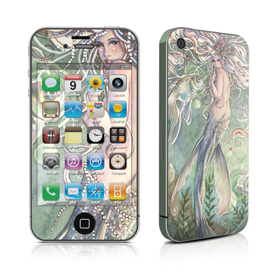 iPhone 4 Skin - Lusinga