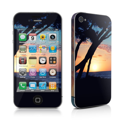 iPhone 4 Skin - Mallorca Sunrise