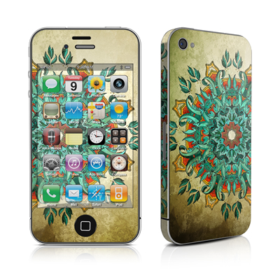 iPhone 4 Skin - Mandela