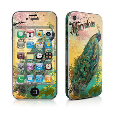 iPhone 4 Skin - Marvelous