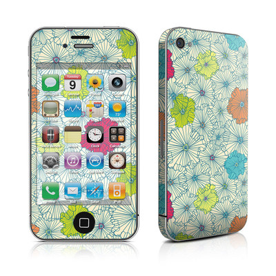iPhone 4 Skin - May Flowers