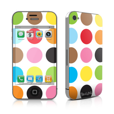 iPhone 4 Skin - Multidot