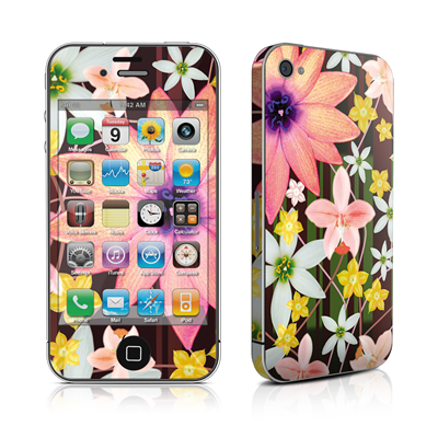 iPhone 4 Skin - Meadow