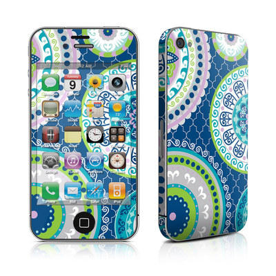 iPhone 4 Skin - Medallions