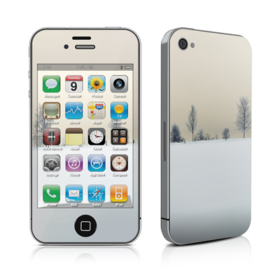 iPhone 4 Skin - Melancholy
