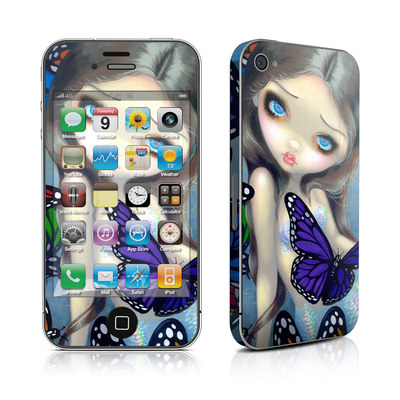 iPhone 4 Skin - Mermaid