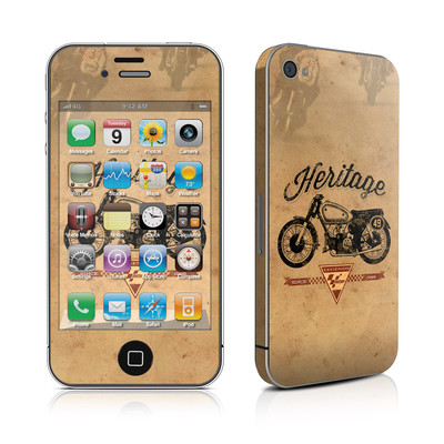iPhone 4 Skin - MotoGP Heritage