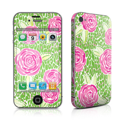 iPhone 4 Skin - Mia