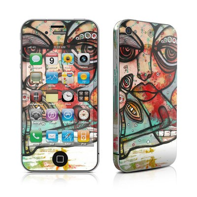 iPhone 4 Skin - Mine