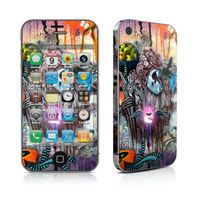 iPhone 4 Skin - The Monk