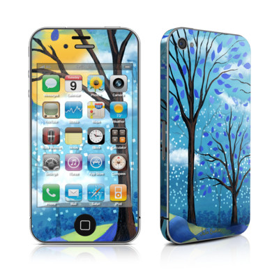 iPhone 4 Skin - Moon Dance Magic