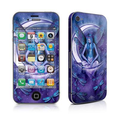 iPhone 4 Skin - Moon Fairy