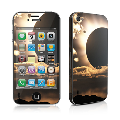 iPhone 4 Skin - Moon Shadow