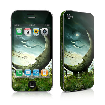 iPhone 4 Skin - Moon Stone