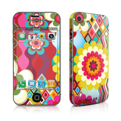 iPhone 4 Skin - Mosaic
