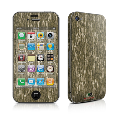 iPhone 4 Skin - New Bottomland