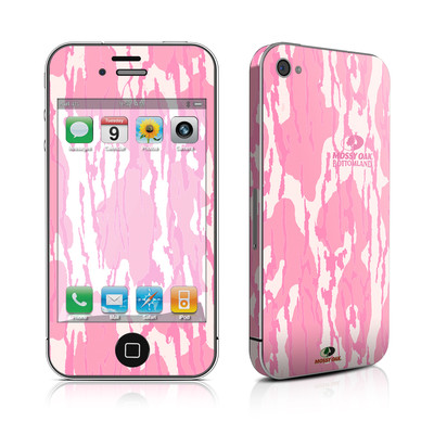 iPhone 4 Skin - New Bottomland Pink
