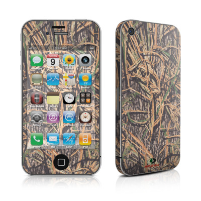 iPhone 4 Skin - New Shadow Grass