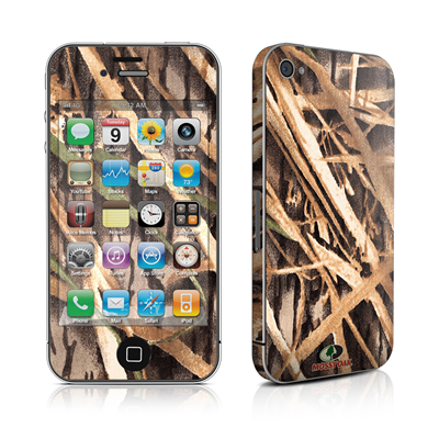 iPhone 4 Skin - Shadow Grass