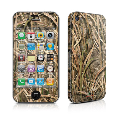 iPhone 4 Skin - Shadow Grass Blades