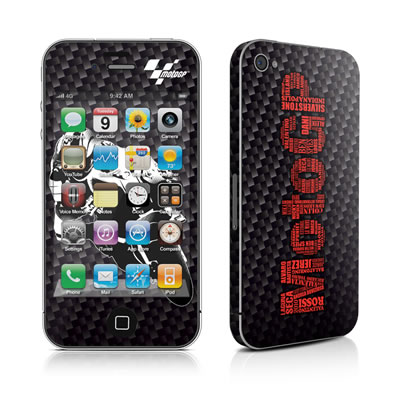 iPhone 4 Skin - MotoGP