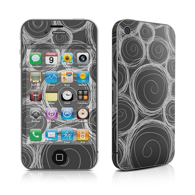 iPhone 4 Skin - My Spiral
