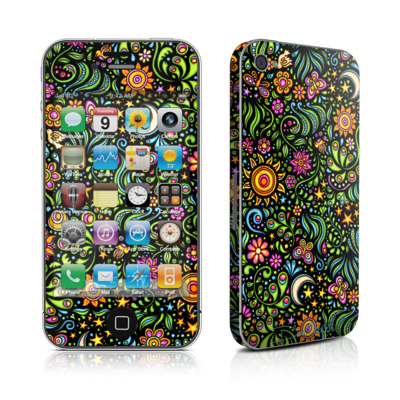 iPhone 4 Skin - Nature Ditzy