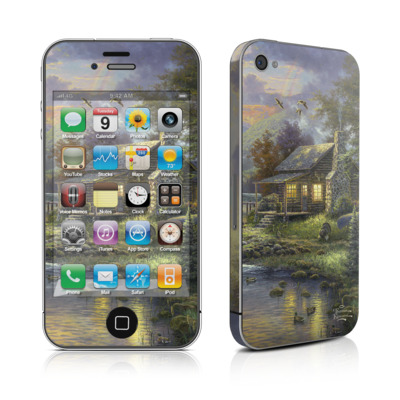 iPhone 4 Skin - Natures Paradise