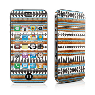 iPhone 4 Skin - Navajo
