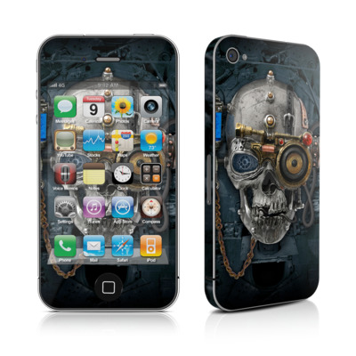 iPhone 4 Skin - Necronaut