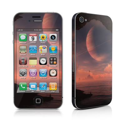 iPhone 4 Skin - New Dawn