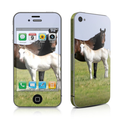 iPhone 4 Skin - New Life