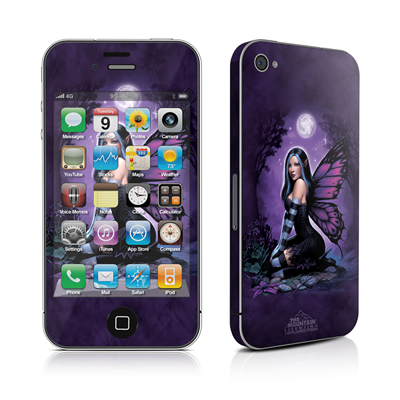 iPhone 4 Skin - Night Fairy