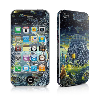 iPhone 4 Skin - Night Trawlers