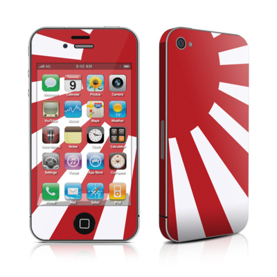iPhone 4 Skin - Nisshoki