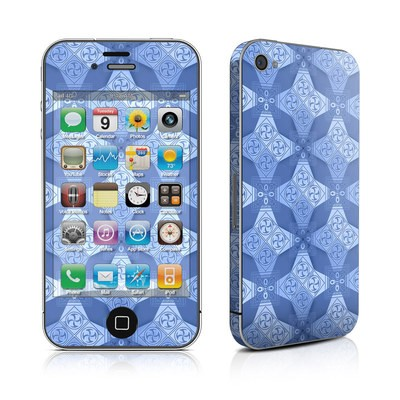 iPhone 4 Skin - Northern Lights