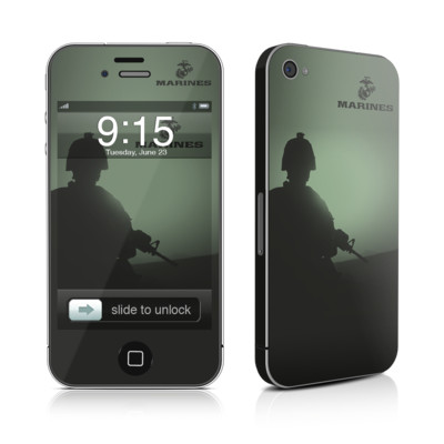 iPhone 4 Skin - Night Vision
