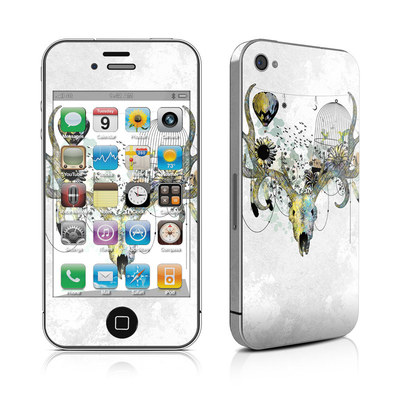 iPhone 4 Skin - Of All Things