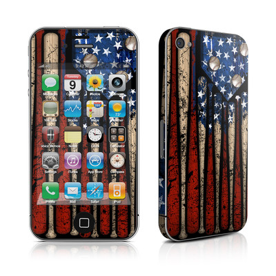 iPhone 4 Skin - Old Glory