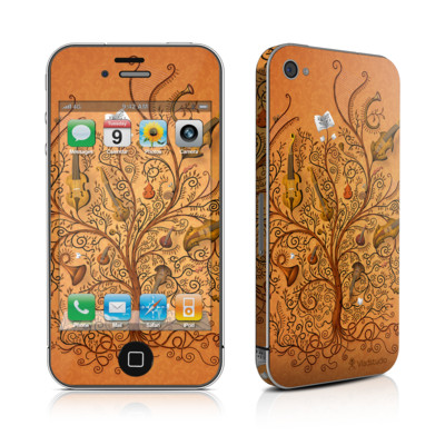 iPhone 4 Skin - Orchestra