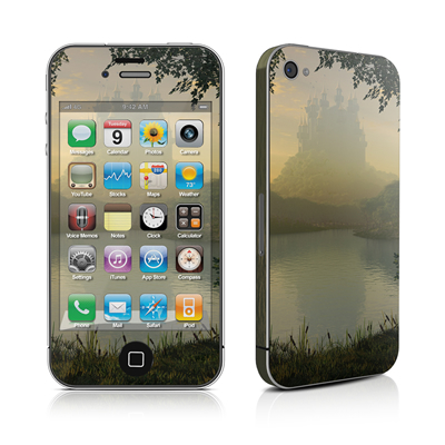 iPhone 4 Skin - Once Upon A Time