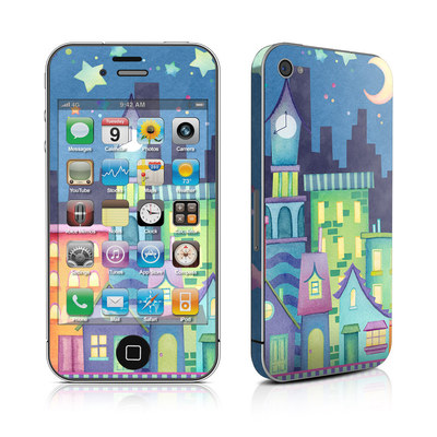 iPhone 4 Skin - Our Town