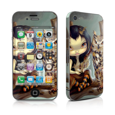 iPhone 4 Skin - Owlyn