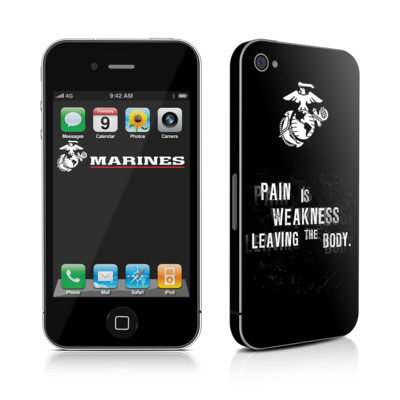 iPhone 4 Skin - Pain