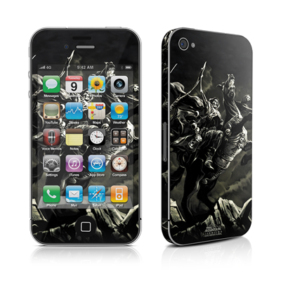 iPhone 4 Skin - Pale Horse