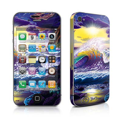 iPhone 4 Skin - Passion Fin
