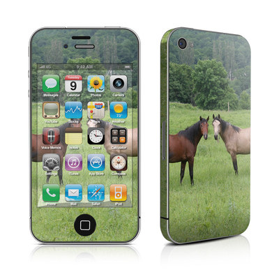 iPhone 4 Skin - Pasture Partners