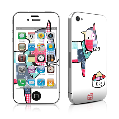 iPhone 4 Skin - Patch Dog
